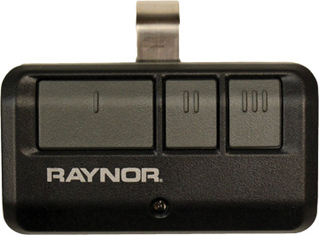 3-Button Remote Control — Northfield, IL — Raynor Door Company