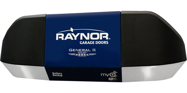 General II with WiFi — Northfield, IL — Raynor Door Company